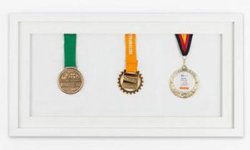 Ramar för medaljer