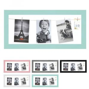Fotogalleri med koppel för 4 bilder