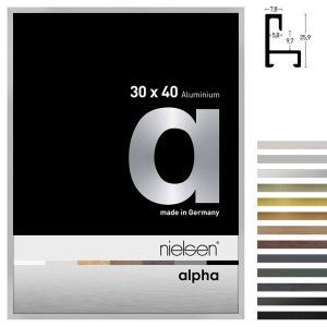 Aluminiumram profil alpha