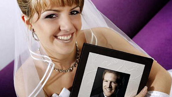 Ramar till bröllopsbilder