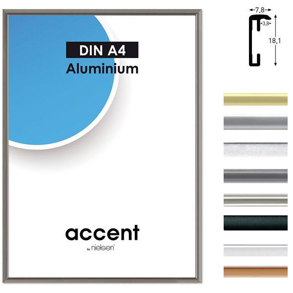 Aluminiumram Accent