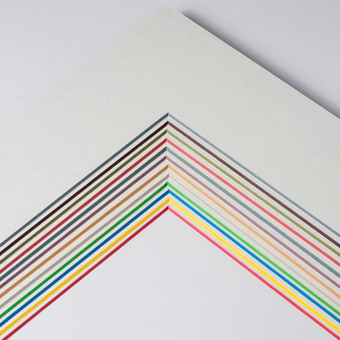 1,7 mm ColorCore passepartout efter mått