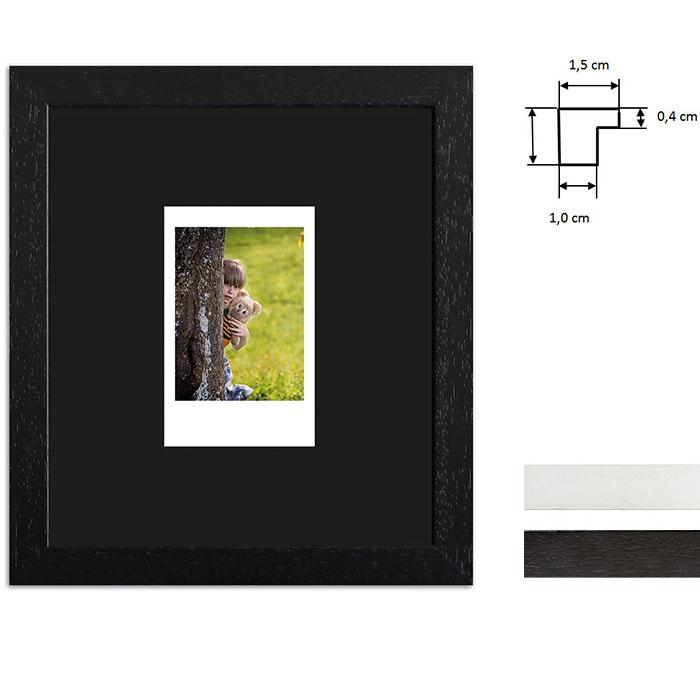 Ram för 1 Sofortbild - typ Instax Mini