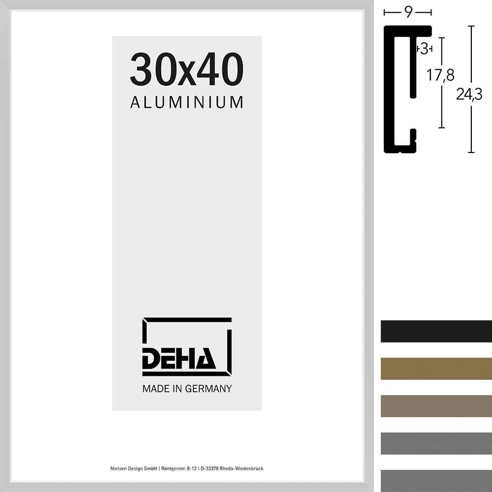 Aluminiumram Vega måttbeställd