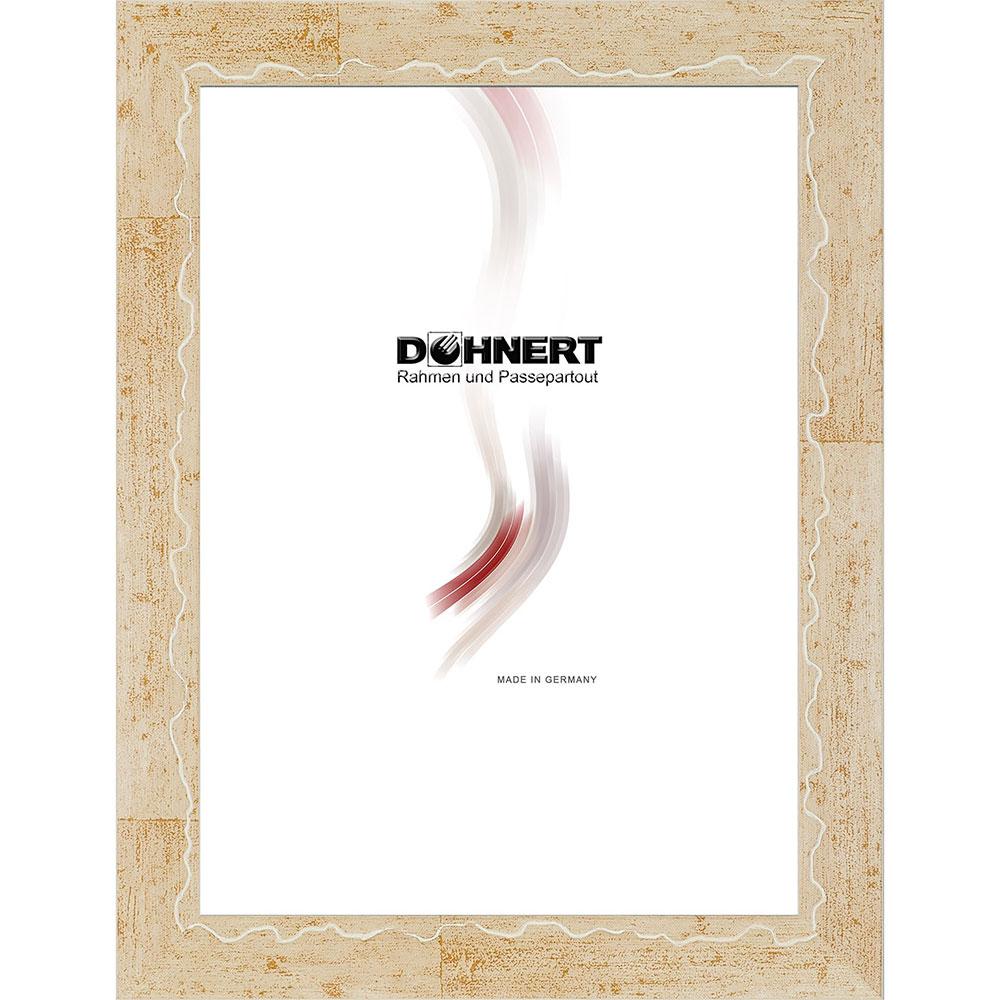 Träram Dagenham Heathway 30x30 cm | beige | standardt glas