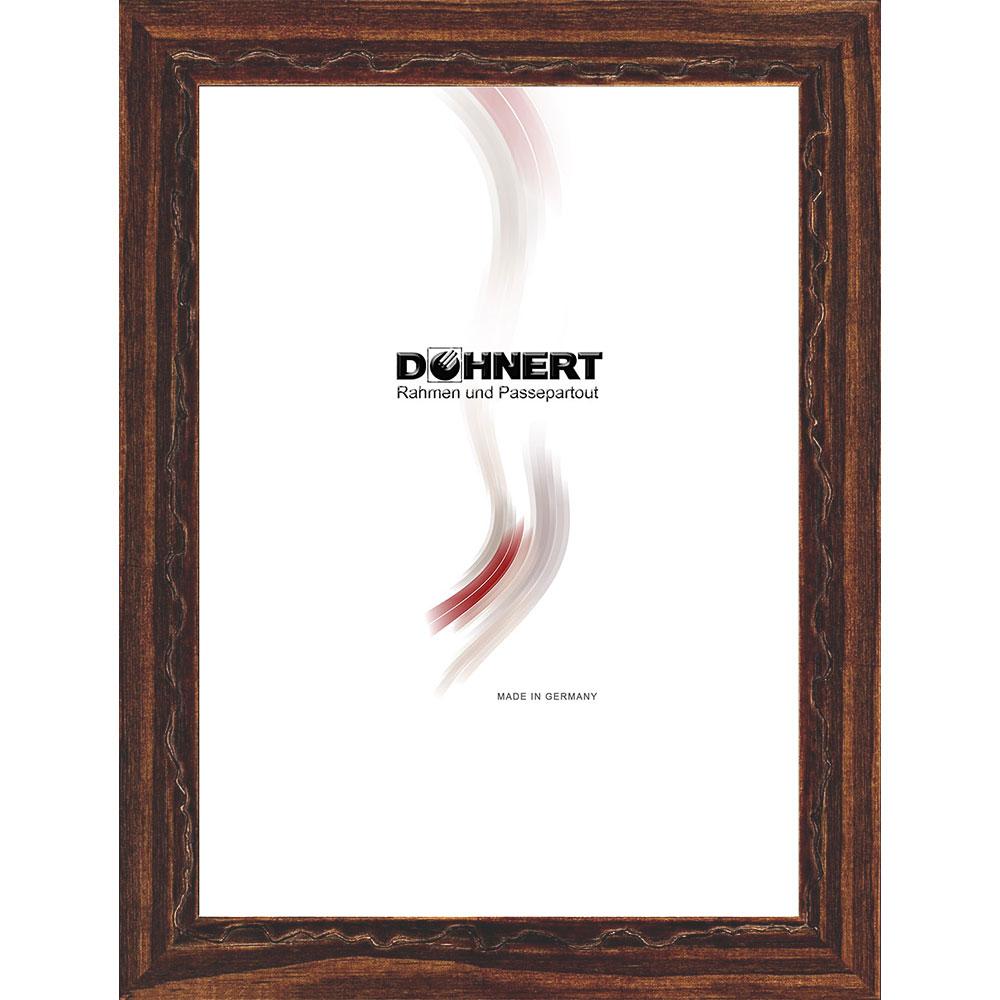 Träram Dagenham Heathway 40x50 cm | kaffebrun | Konstglas