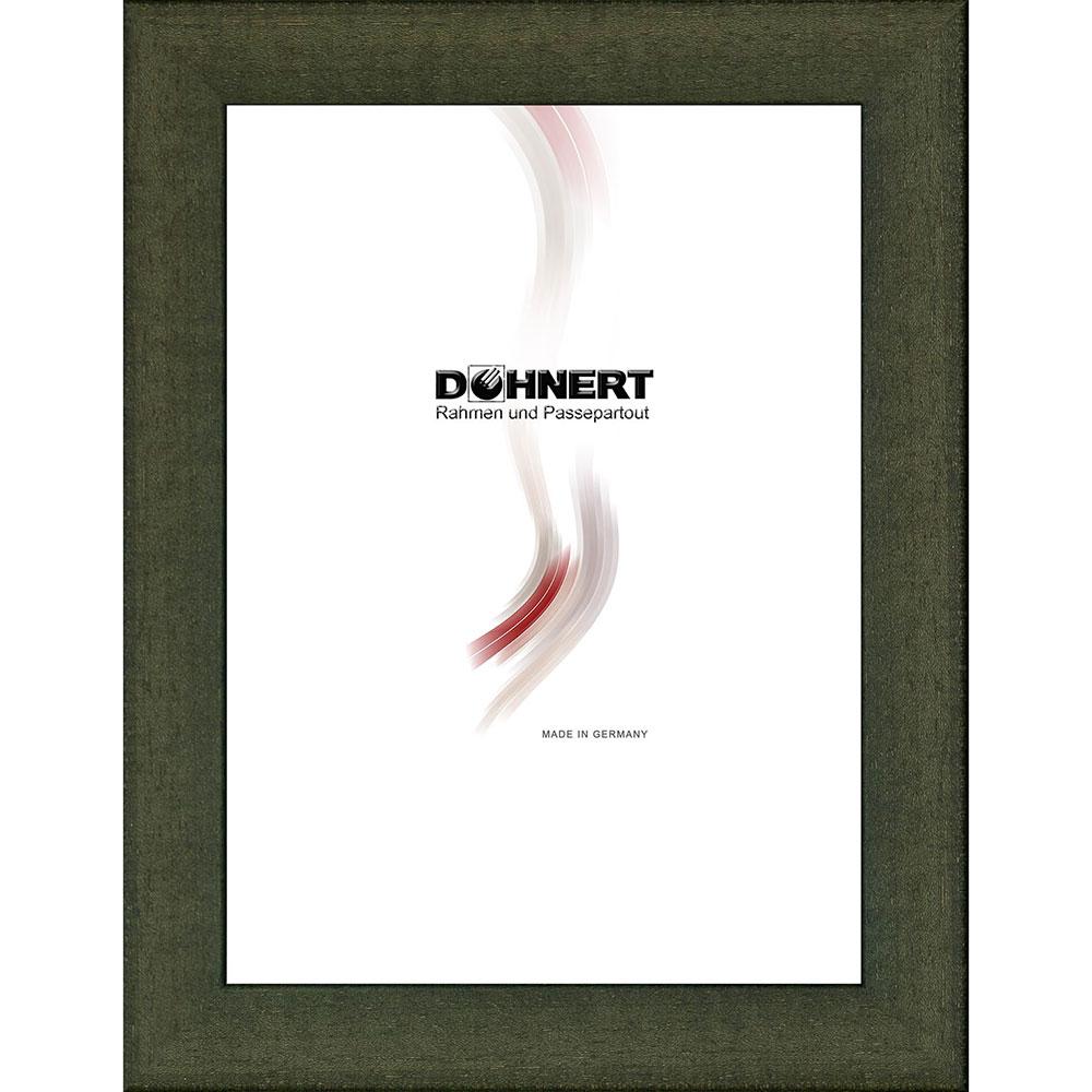 Träram Binfield 40x50 cm | grön | Konstglas