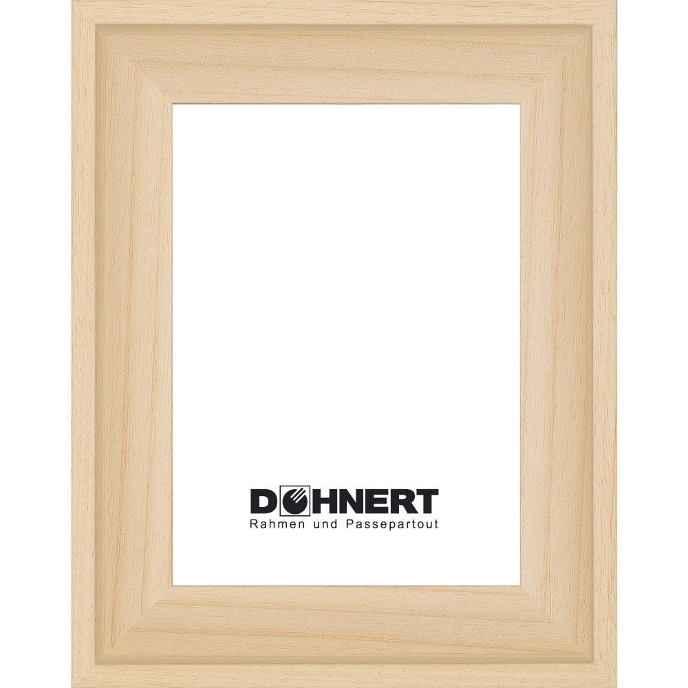 Skuggfog Rochford 13x18 cm | natur | Tom ram (utan glas/baksida)