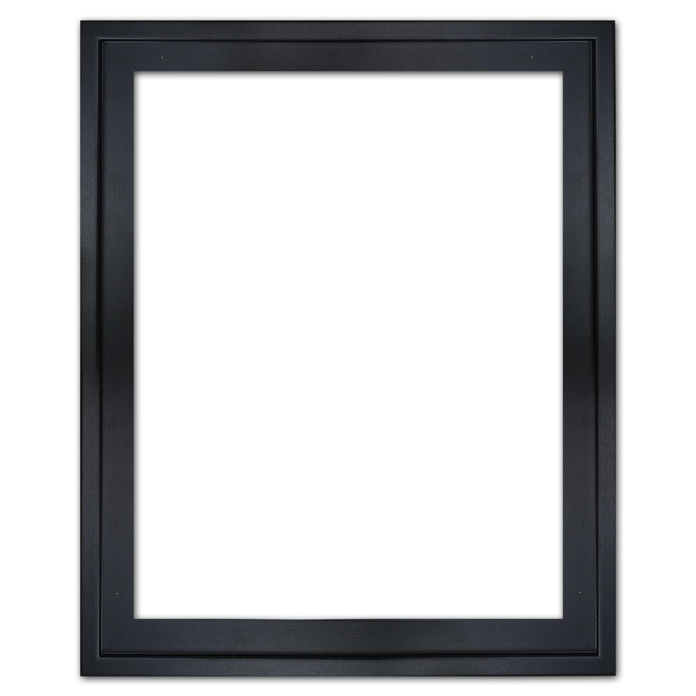 Skuggfogsram Eclipse, svart 20x20 cm | svart | Tom ram (utan glas/baksida)