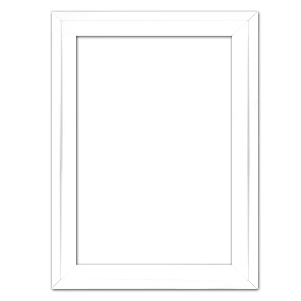 Skuggfogsram Eclipse, vit 20x20 cm | vit | Tom ram (utan glas/baksida)