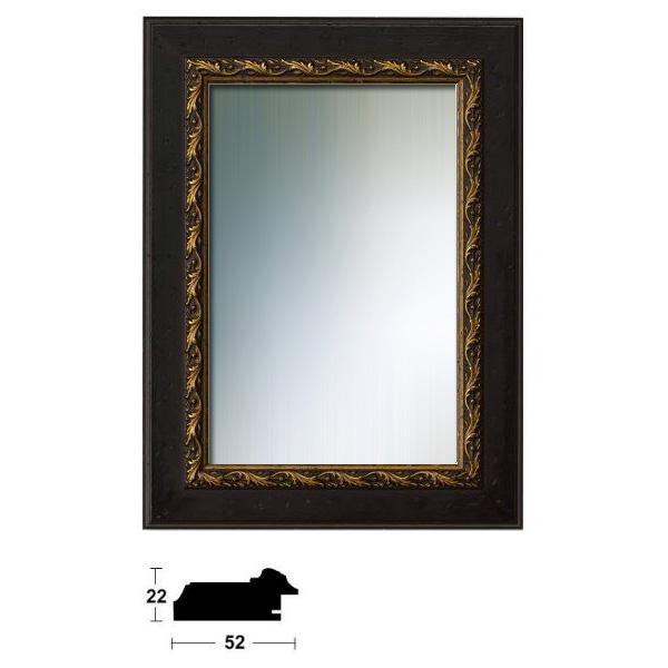 Spegelram Chambéry efter mått