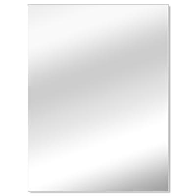 Spegel, 3 mm - ersättningsglas för ram
