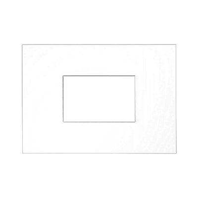 Galerie-passepartouter 2,5 mm, yttre format 21x29,7 cm