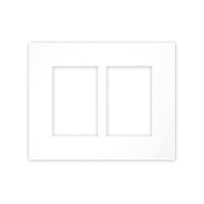Galerie-passepartouter 2,5 mm, yttre format 24x30 cm