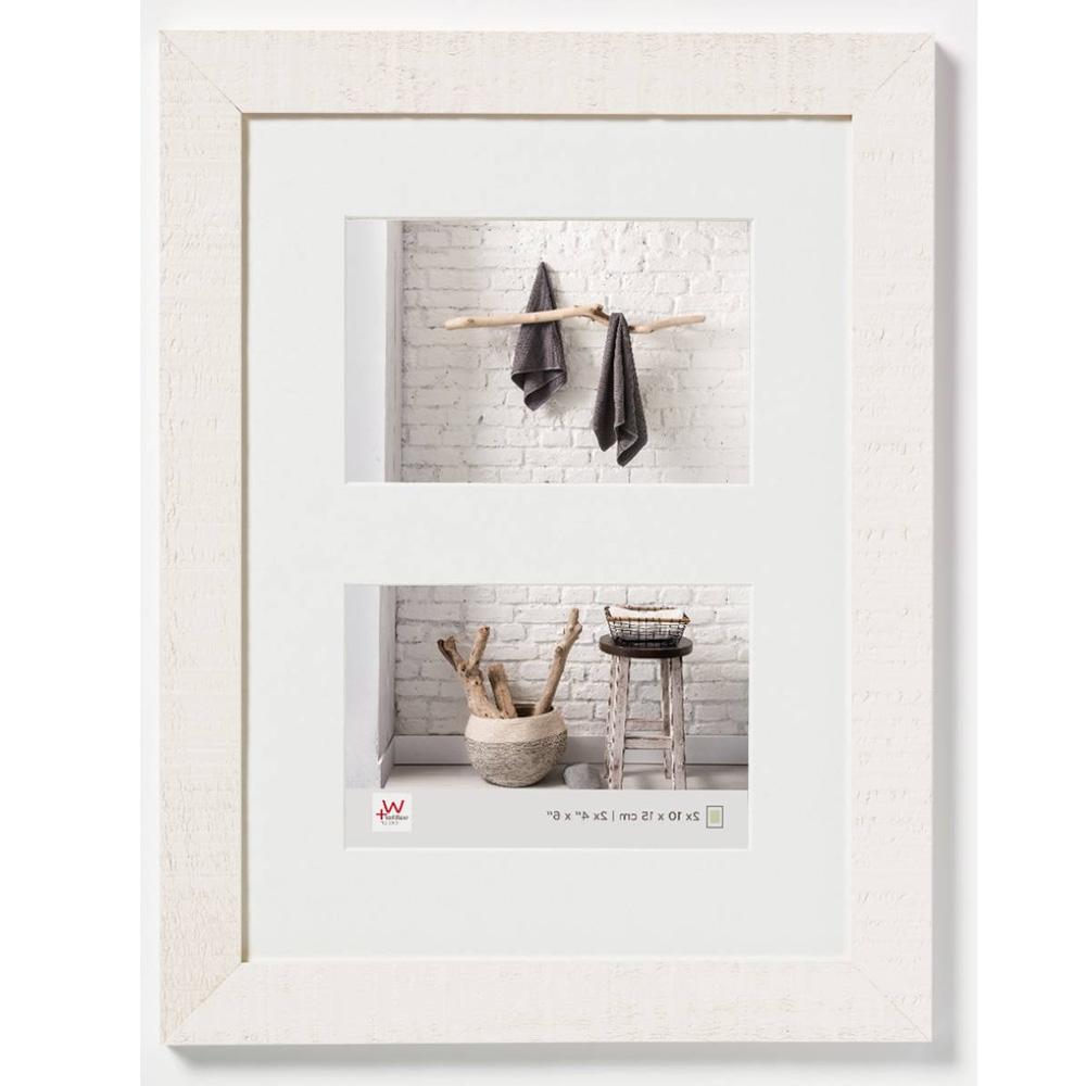 2-delad collageram Home 2x 13x18 cm   polarvit   standardt glas