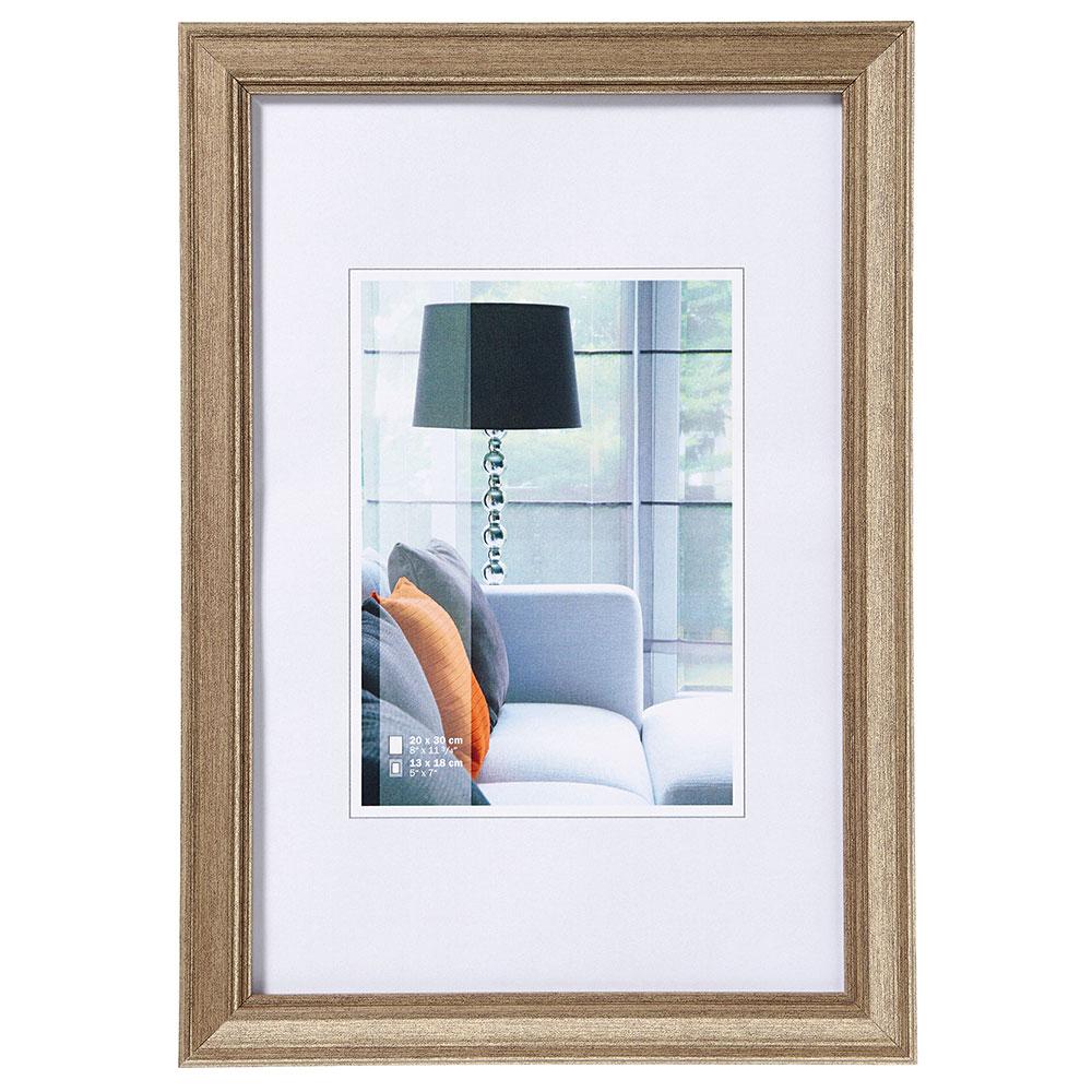 Plastram Lounge 21x29,7 cm (A4) | stål | standardt glas