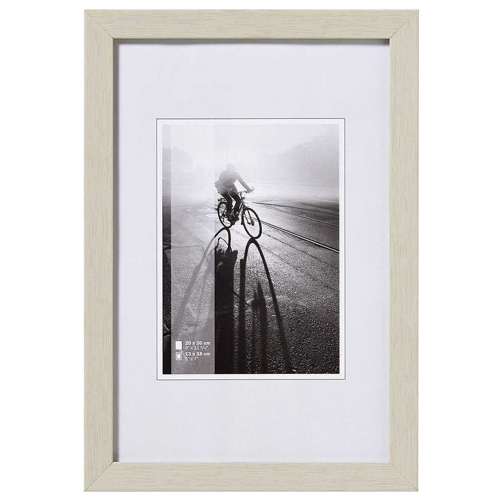 Plastram Varjo 21x29,7 cm (A4) | vit | standardt glas